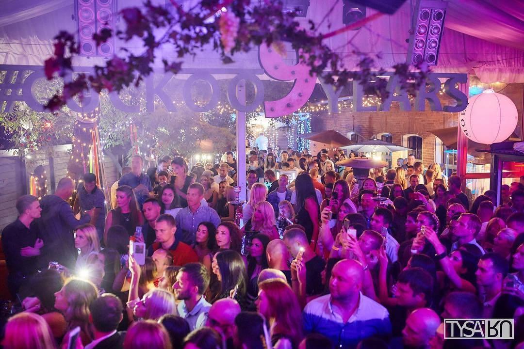 фотоотчет из ночных клубов владивосток